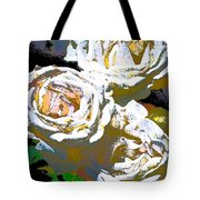 Rose 126 Tote Bag by Pamela Cooper