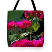 Rose 135 Tote Bag by Pamela Cooper