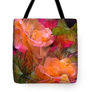 Rose 146 Tote Bag by Pamela Cooper