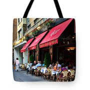 Rue 57 Nyc Tote Bag by Paul Ward