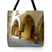 Rue Des Templiers Tote Bag by Lainie Wrightson