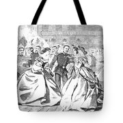 RUSSIAN VISIT, 1863 Tote Bag by Granger
