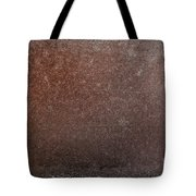 Rusty Iron Tote Bag by Carlos Caetano