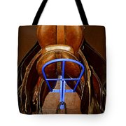 Saddles Tote Bag by Elena Elisseeva