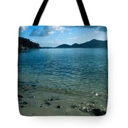 Sailing Away 2 Tote Bag by Kathy Yates