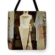Saint George - Montserrat Tote Bag by Juergen Weiss