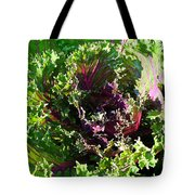 Salad Maker Tote Bag by Susan Herber