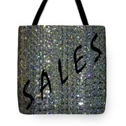 Sales Gallery Tote Bag by Will Borden