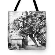Santa Claus Tote Bag by Granger
