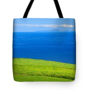 Santa Maria and Sao Miguel Tote Bag by Gaspar Avila