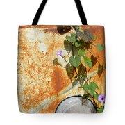 Say Goodbye Tote Bag by Carolyn Marshall