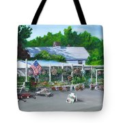 Scimone's Farm Stand Tote Bag by Jack Skinner