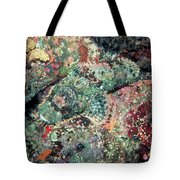 Scorpionfish Tote Bag by Gregory G. Dimijian