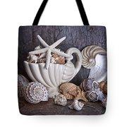 Seashells Tote Bag by Tom Mc Nemar