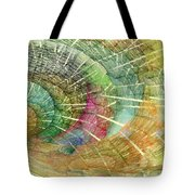 Season Of The Shell Tote Bag by Betsy Knapp