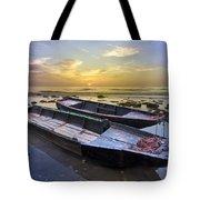 Secret Of The Sea Tote Bag by Debra and Dave Vanderlaan