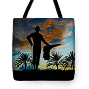 Senor Pepe Luis Vazquez Tote Bag by Juergen Weiss