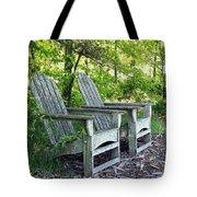 Sentimental Tote Bag by Carol Sweetwood