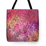 Shades Of Summer Tote Bag by Carol Groenen