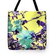 Sharon's Cousin  Tote Bag by Pamela Patch