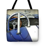 Shelby Signed Cobra Tote Bag by Karyn Robinson