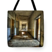 Shine On My Chair Tote Bag by Nathan Wright