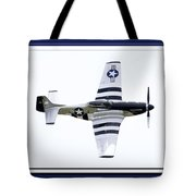Showing Off Tote Bag by Greg Fortier