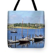 Side By Side IIi Tote Bag by Suzanne Gaff
