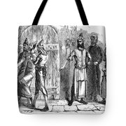 SIEGE OF BAGHDAD, 1258 Tote Bag by Granger