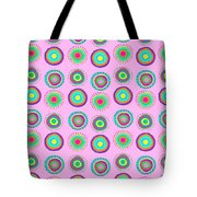 Simple Spots Tote Bag by Louisa Knight