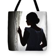 Simplicity Tote Bag by Margie Hurwich