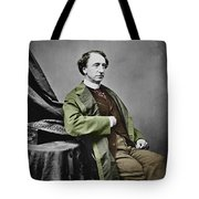 Sir John A. Macdonald Tote Bag by Andrew Fare
