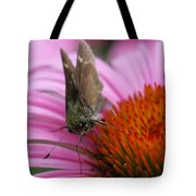Skipper Butterfly Tote Bag by Juergen Roth