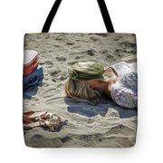 Sleeping Beauty Tote Bag by Joana Kruse