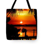 Slice Of Life Tote Bag by Karen Wiles