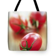 Small Tomatoes Tote Bag by Elena Elisseeva