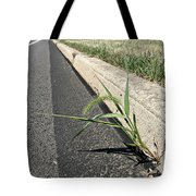 Some Fell On Stony Ground Tote Bag by Richard Reeve