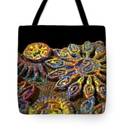 Something Different Tote Bag by Gwyn Newcombe