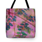 Song Of The Honey Locust Tote Bag by Judi Bagwell