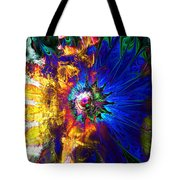 Souls United Tote Bag by Amanda Moore