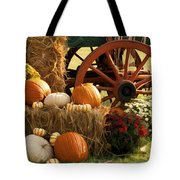 Southern Harvestime Display Tote Bag by Kathy Clark