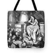 Southern Pardon Cartoon Tote Bag by Granger