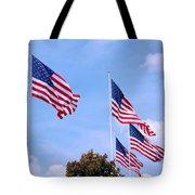 Southern Skies Tote Bag by Kristin Elmquist