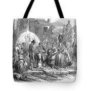 Spain: Madrid, 1848 Tote Bag by Granger