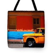 Special Delivery Tote Bag by Skip Hunt