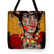 Splashy Lady Tote Bag by Natalie Holland