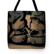 Spurs Tote Bag by George Pedro