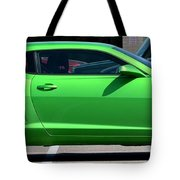Standing Out In A Crowd Tote Bag by Maria Urso