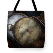 Steampunk - Gauge For Sale Tote Bag by Mike Savad