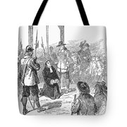 STEPHEN BURROUGHS, 1692 Tote Bag by Granger